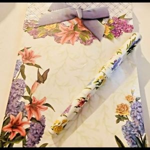 New Lady Jayne Floral Pad and Pen